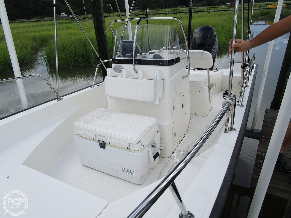 2016 Boston Whaler boat for sale, model of the boat is Montauk 170 & Image # 15 of 40