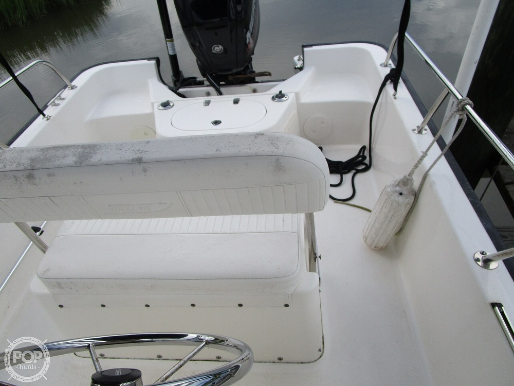 2016 Boston Whaler boat for sale, model of the boat is Montauk 170 & Image # 17 of 40
