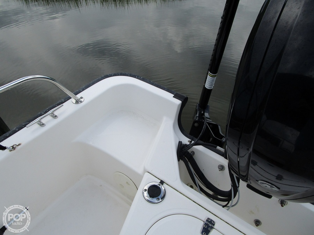 2016 Boston Whaler boat for sale, model of the boat is Montauk 170 & Image # 19 of 40