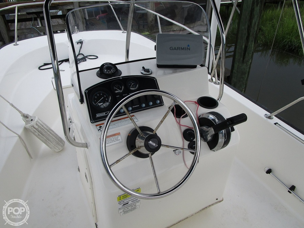 2016 Boston Whaler boat for sale, model of the boat is Montauk 170 & Image # 29 of 40