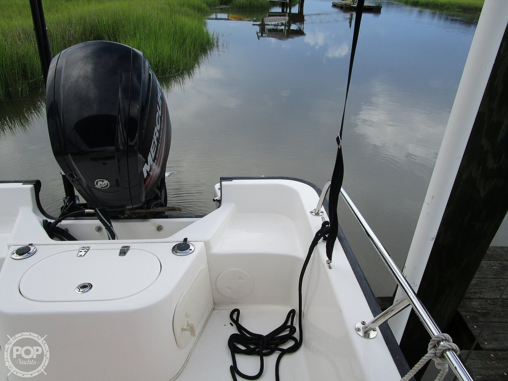 2016 Boston Whaler boat for sale, model of the boat is Montauk 170 & Image # 31 of 40