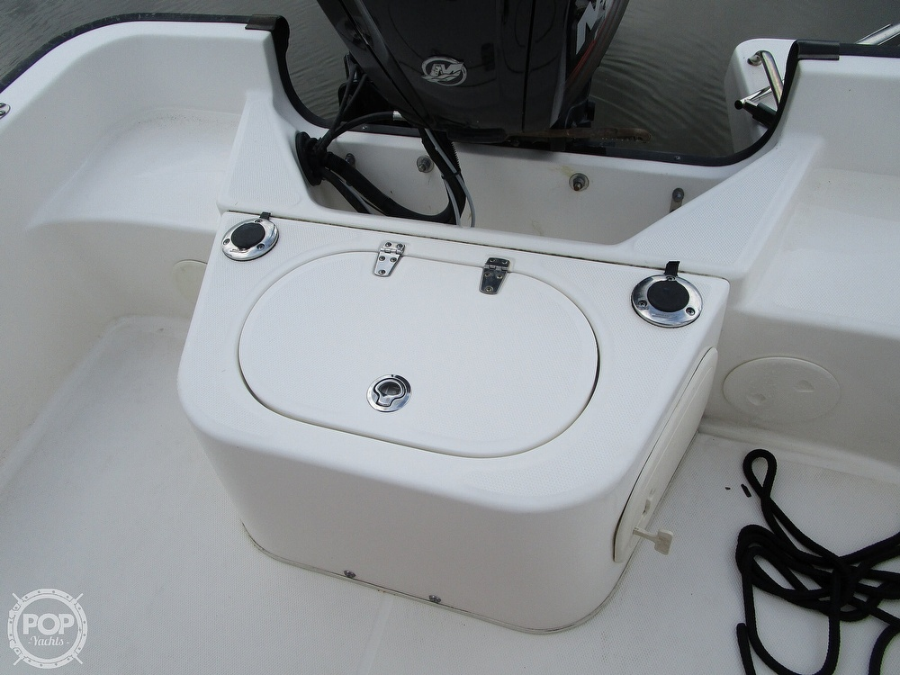 2016 Boston Whaler boat for sale, model of the boat is Montauk 170 & Image # 36 of 40