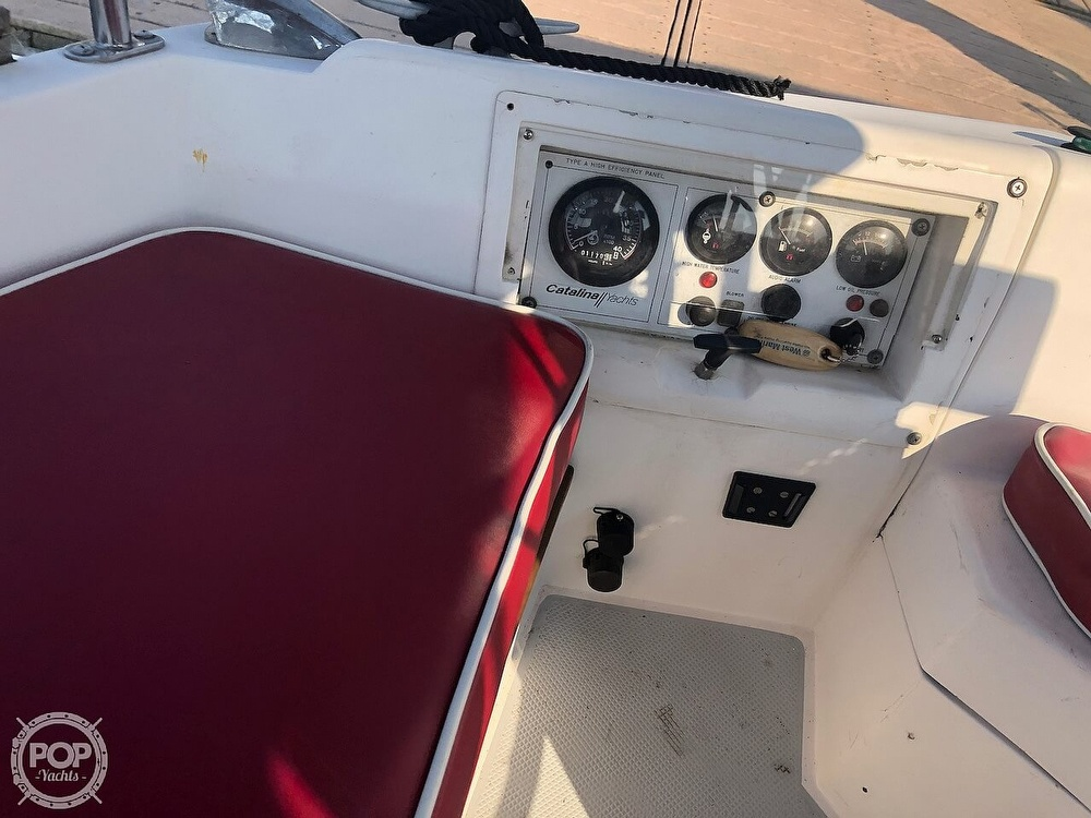1988 Catalina Yachts boat for sale, model of the boat is 30 Tall Rig & Image # 23 of 40