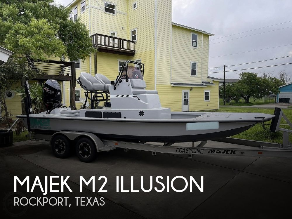 2018 Majek boat for sale, model of the boat is M2 Illusion & Image # 1 of 40