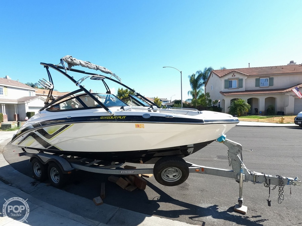 2015 Yamaha boat for sale, model of the boat is 212X High Output & Image # 5 of 40