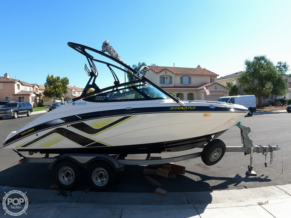 2015 Yamaha boat for sale, model of the boat is 212X High Output & Image # 6 of 40