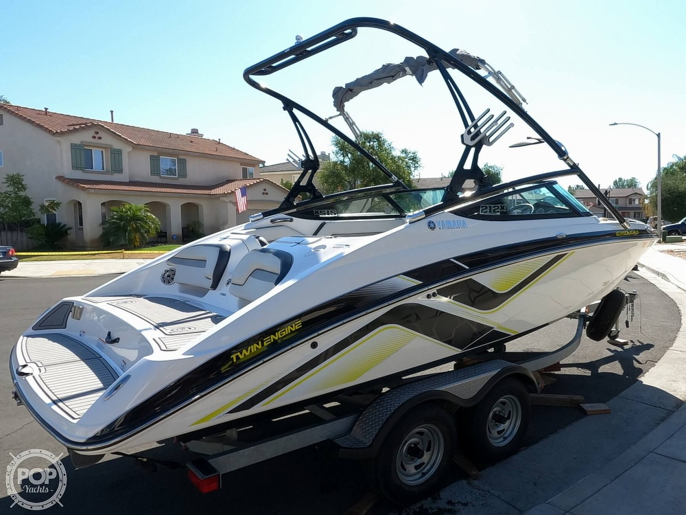 2015 Yamaha boat for sale, model of the boat is 212X High Output & Image # 7 of 40