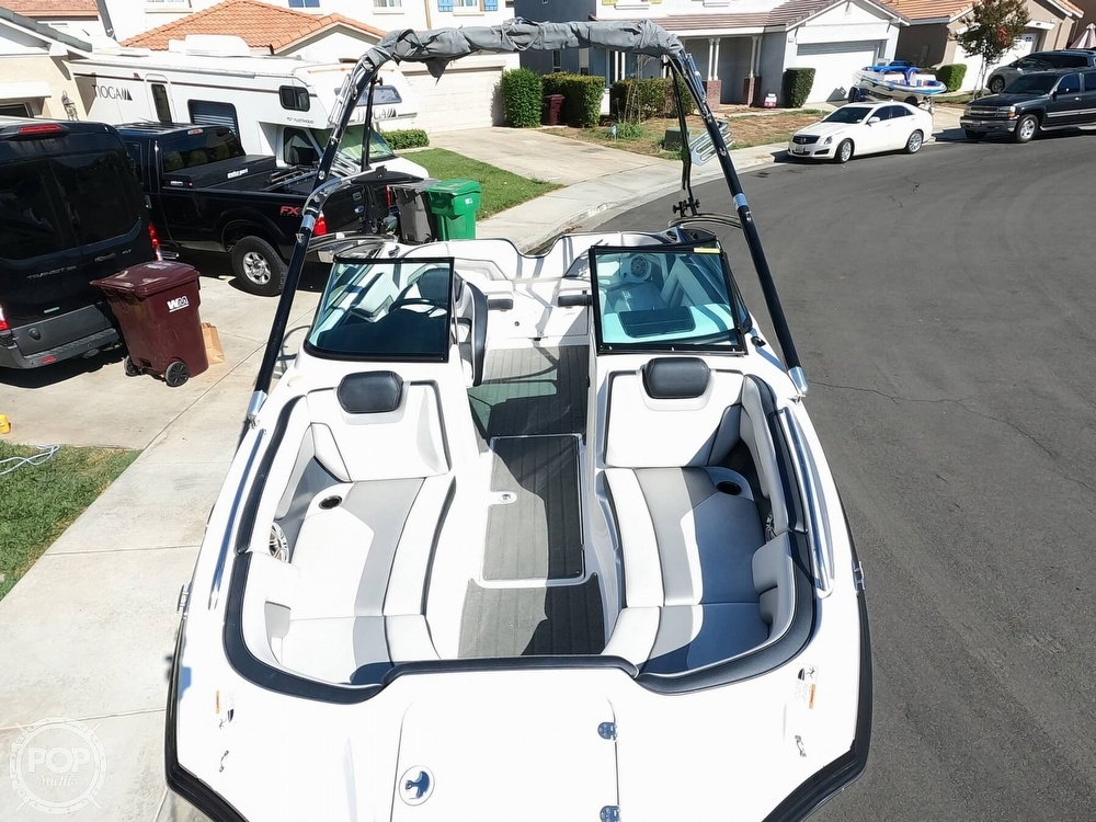 2015 Yamaha boat for sale, model of the boat is 212X High Output & Image # 9 of 40