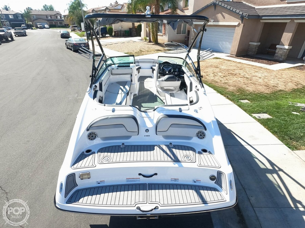 2015 Yamaha boat for sale, model of the boat is 212X High Output & Image # 20 of 40