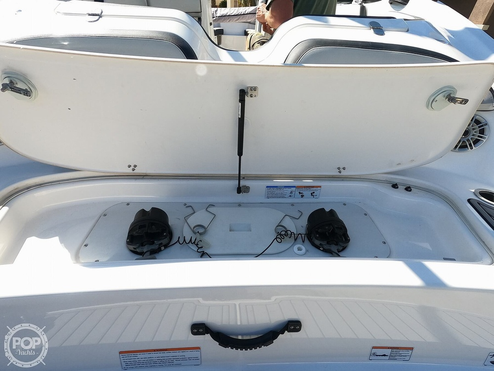 2015 Yamaha boat for sale, model of the boat is 212X High Output & Image # 25 of 40