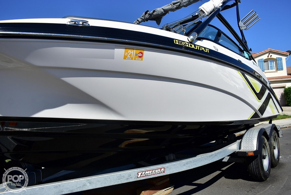2015 Yamaha boat for sale, model of the boat is 212X High Output & Image # 29 of 40