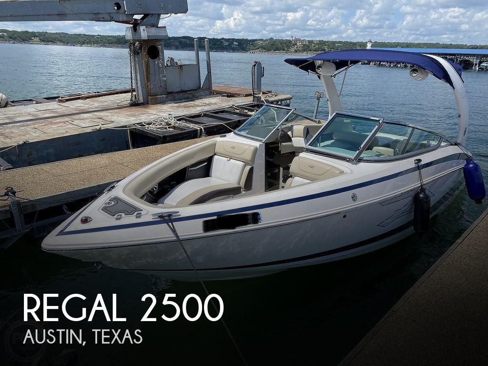 2015 Regal boat for sale, model of the boat is 2500 & Image # 1 of 40