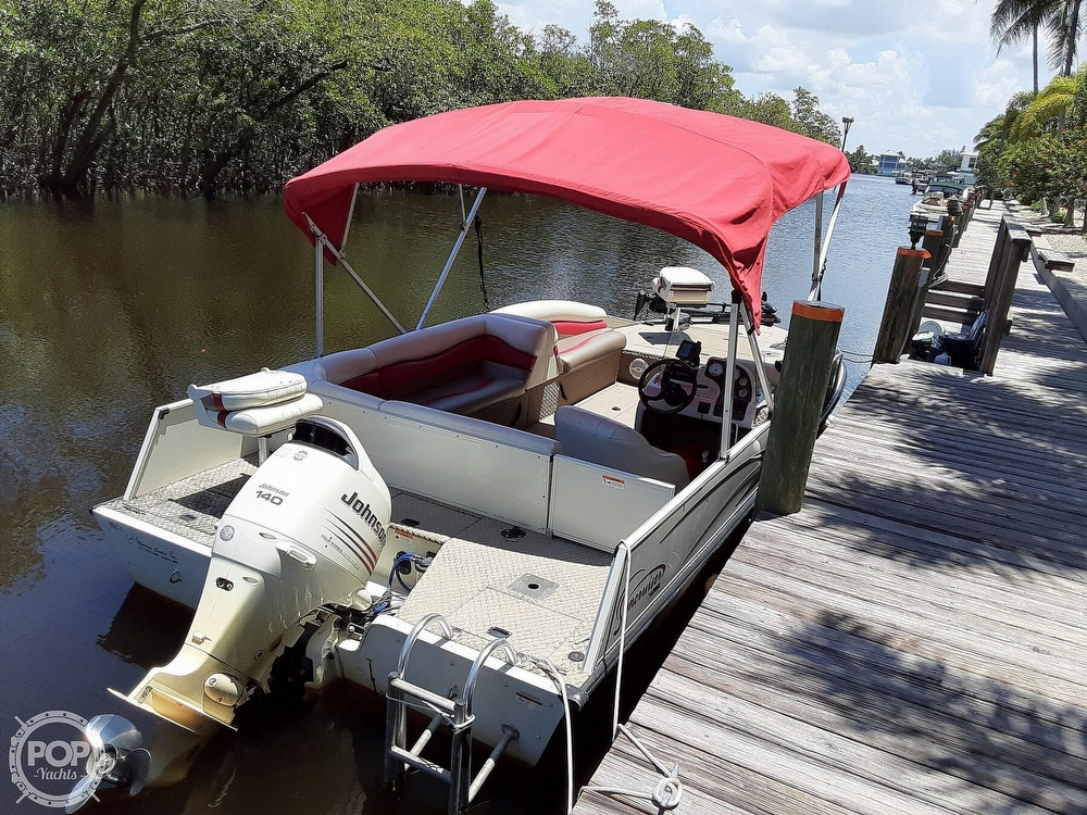 2006 Lowe boat for sale, model of the boat is Tahiti 224 & Image # 4 of 40