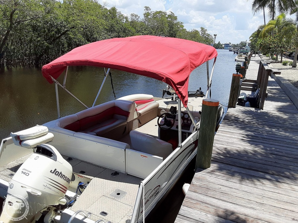 2006 Lowe boat for sale, model of the boat is Tahiti 224 & Image # 6 of 40
