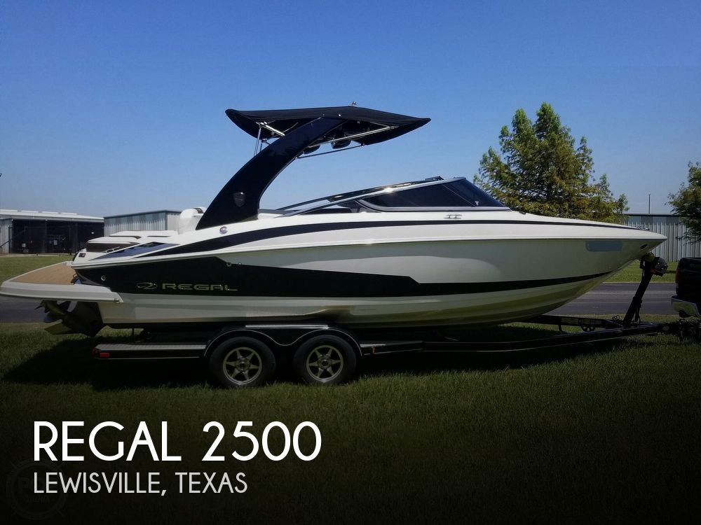 2016 Regal boat for sale, model of the boat is 2500 & Image # 1 of 40
