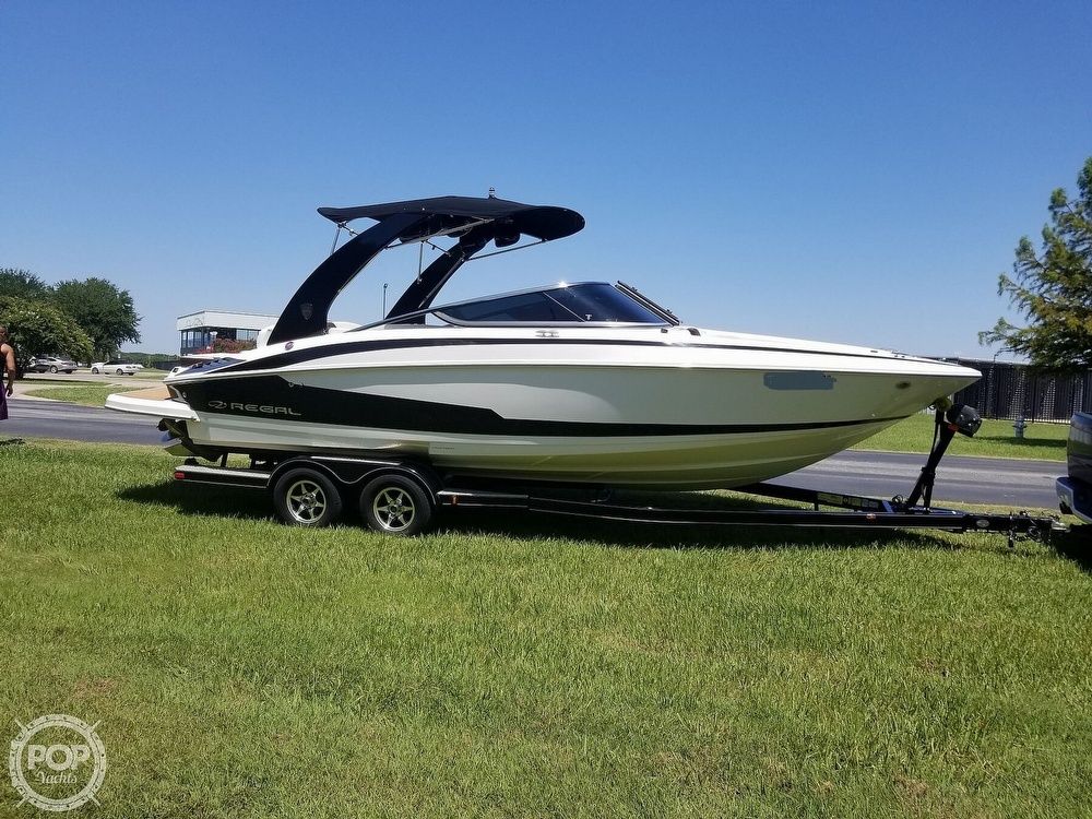 2016 Regal boat for sale, model of the boat is 2500 & Image # 2 of 40