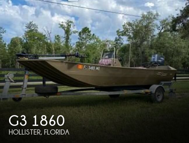 2003 G3 Boats boat for sale, model of the boat is 1860 C/C Tunnel Hull & Image # 1 of 8