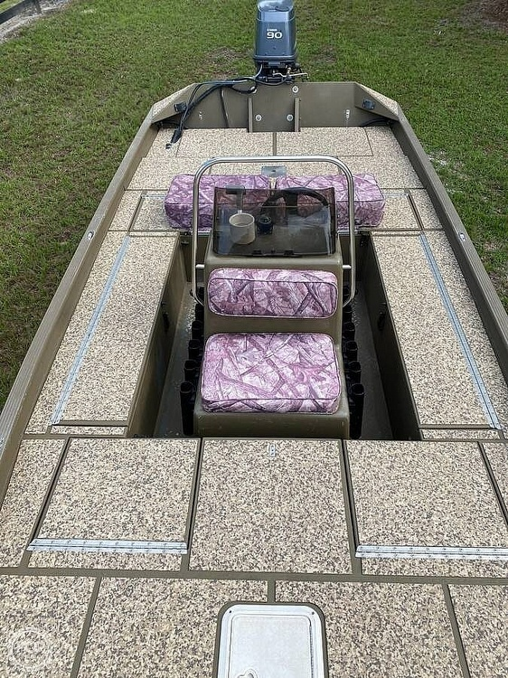 2003 G3 Boats boat for sale, model of the boat is 1860 C/C Tunnel Hull & Image # 4 of 8