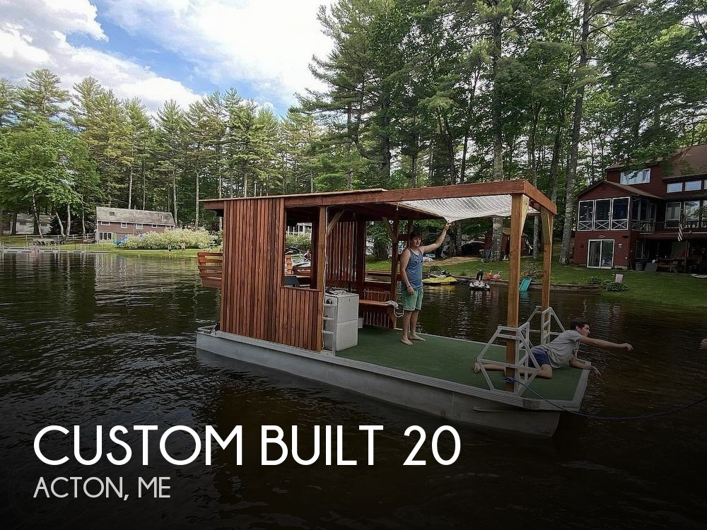 1986 Custom boat for sale, model of the boat is 20 & Image # 1 of 7