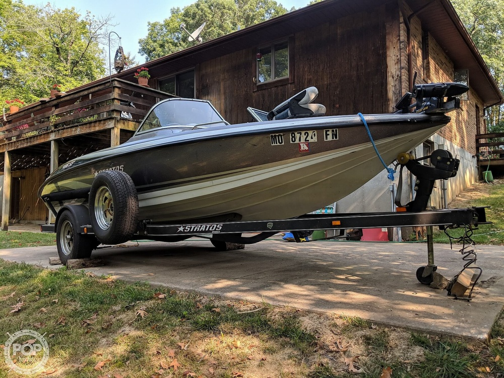 2008 Stratos boat for sale, model of the boat is 486 SE & Image # 2 of 40