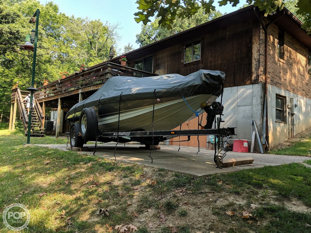 2008 Stratos boat for sale, model of the boat is 486 SE & Image # 10 of 40