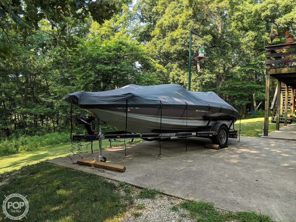 2008 Stratos boat for sale, model of the boat is 486 SE & Image # 12 of 40