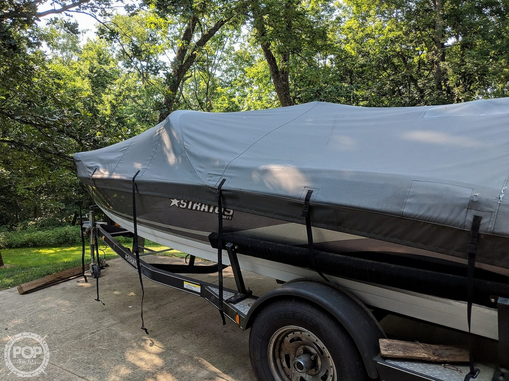 2008 Stratos boat for sale, model of the boat is 486 SE & Image # 15 of 40