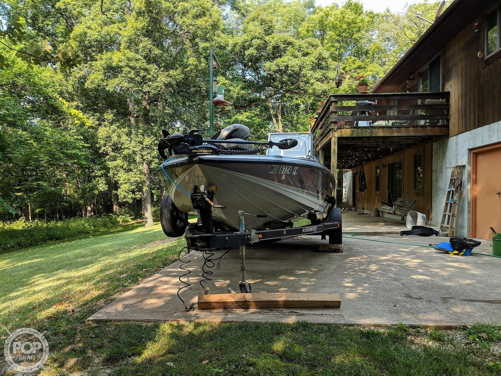 2008 Stratos boat for sale, model of the boat is 486 SE & Image # 16 of 40