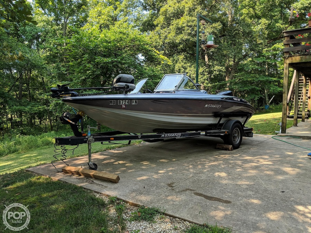 2008 Stratos boat for sale, model of the boat is 486 SE & Image # 17 of 40