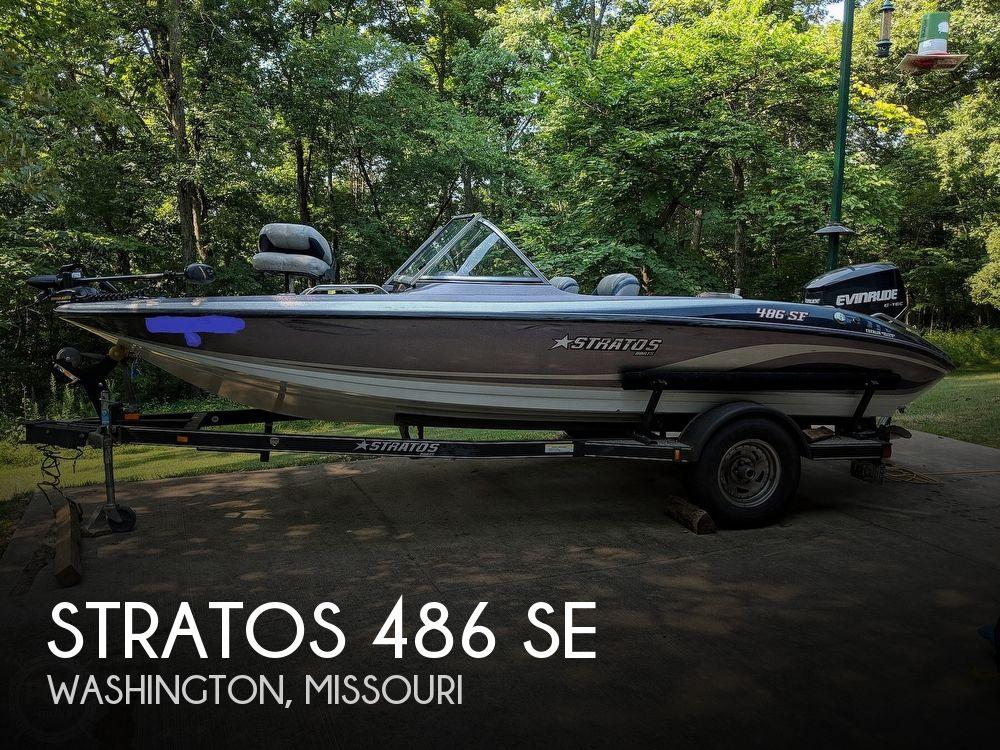 2008 STRATOS 486 SE for sale