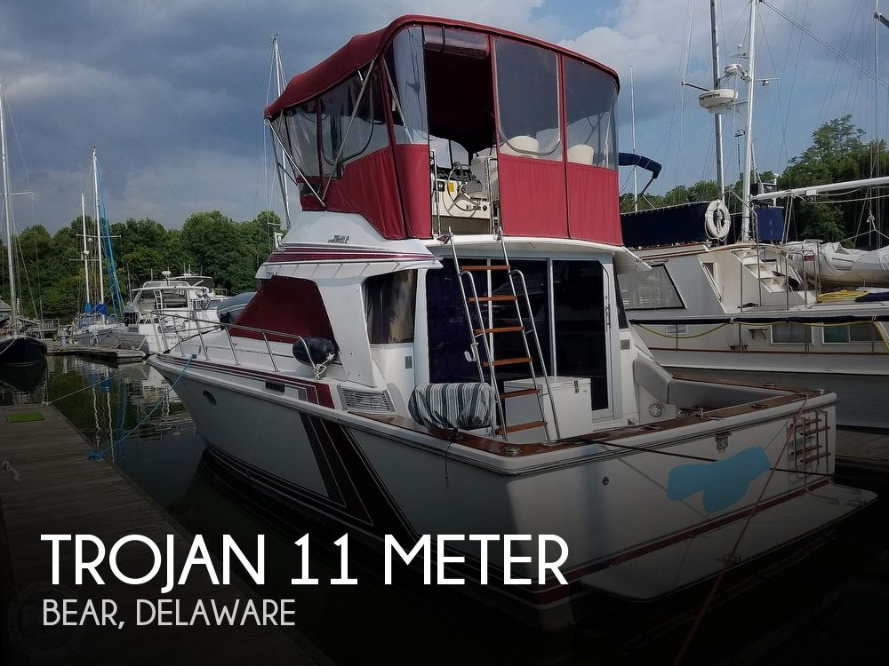 1986 Trojan boat for sale, model of the boat is 11 Meter & Image # 1 of 40
