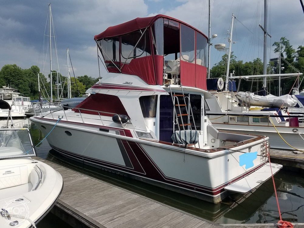 1986 Trojan boat for sale, model of the boat is 11 Meter & Image # 4 of 40