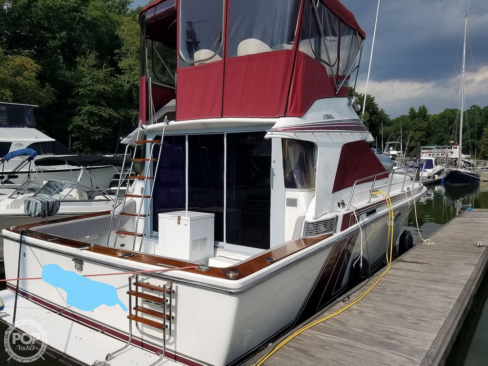 1986 Trojan boat for sale, model of the boat is 11 Meter & Image # 14 of 40