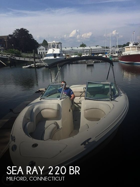 2002 SEA RAY 220 BR for sale
