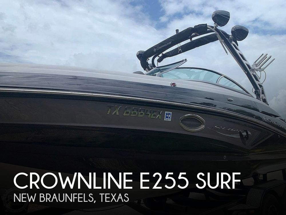 Used Power boats For Sale in San Antonio, Texas by owner | 2019 Crownline E255 Surf