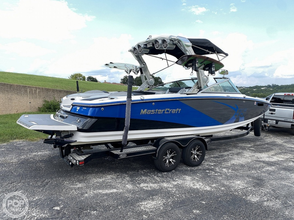 2013 Mastercraft boat for sale, model of the boat is X55 & Image # 3 of 40