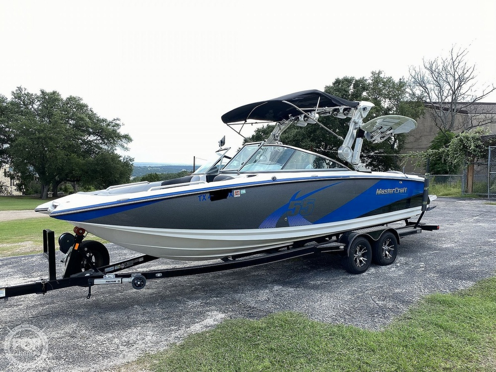 2013 Mastercraft boat for sale, model of the boat is X55 & Image # 7 of 40