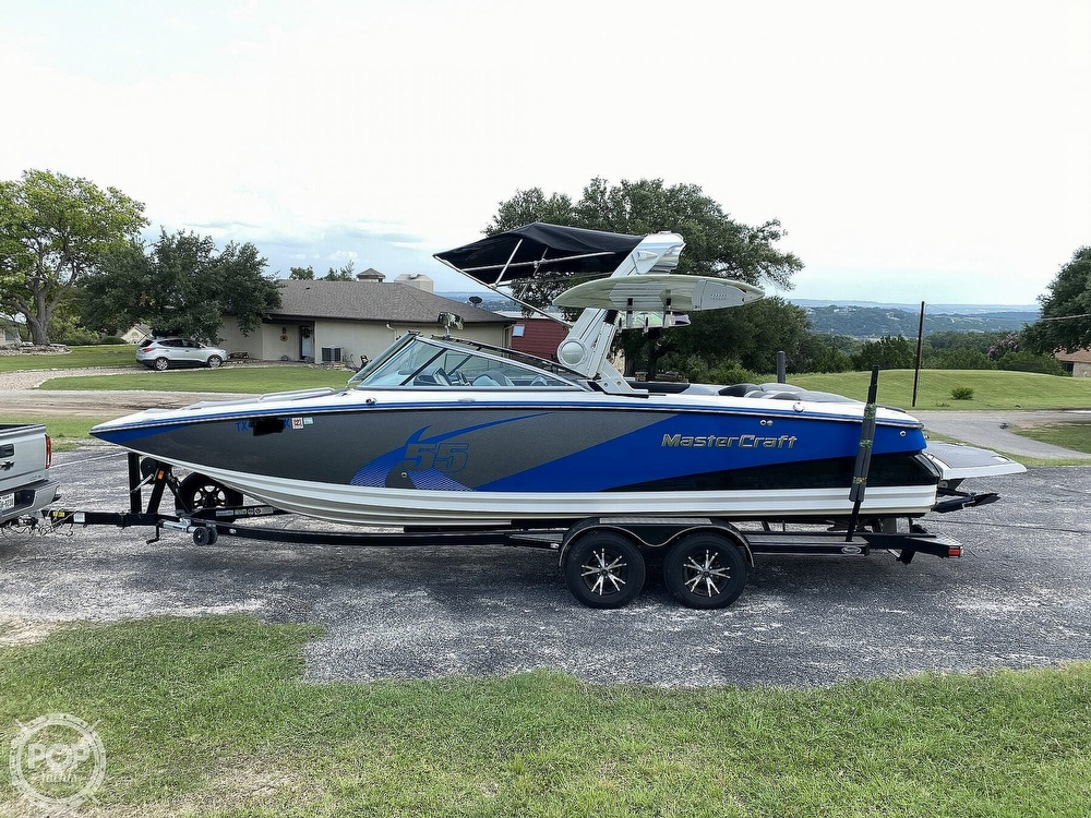2013 Mastercraft boat for sale, model of the boat is X55 & Image # 6 of 40