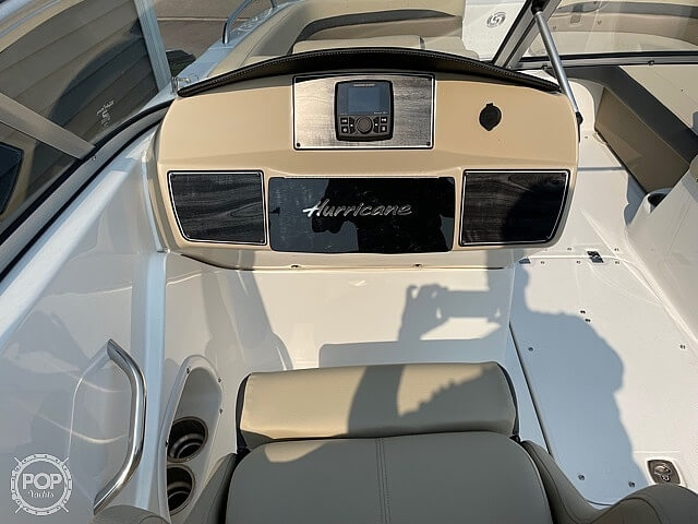 2020 Hurricane boat for sale, model of the boat is sd217 & Image # 5 of 14