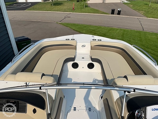 2020 Hurricane boat for sale, model of the boat is sd217 & Image # 8 of 14