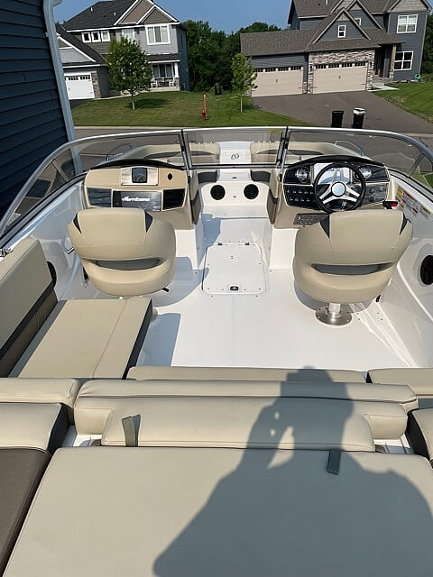 2020 Hurricane boat for sale, model of the boat is sd217 & Image # 10 of 14