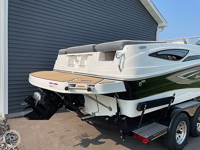 2020 Hurricane boat for sale, model of the boat is sd217 & Image # 12 of 14