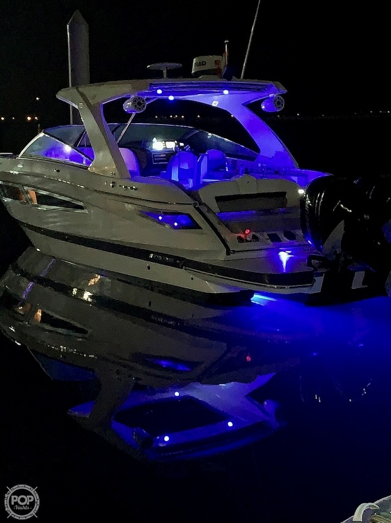 2018 Four Winns boat for sale, model of the boat is H350 Outboard & Image # 2 of 40
