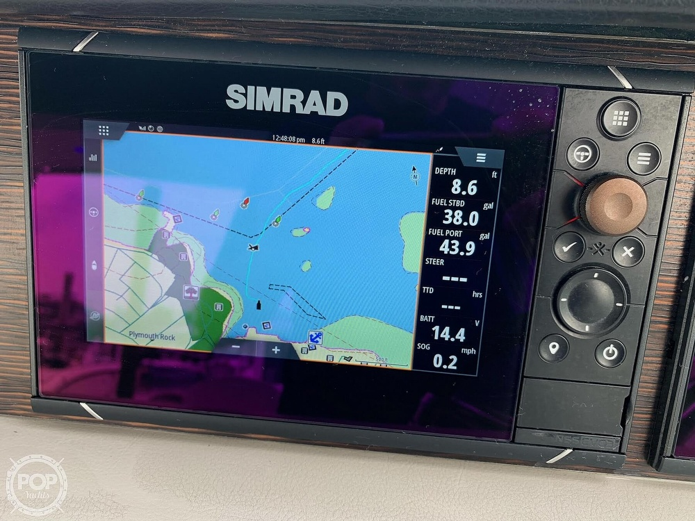 2018 Four Winns boat for sale, model of the boat is H350 Outboard & Image # 20 of 40