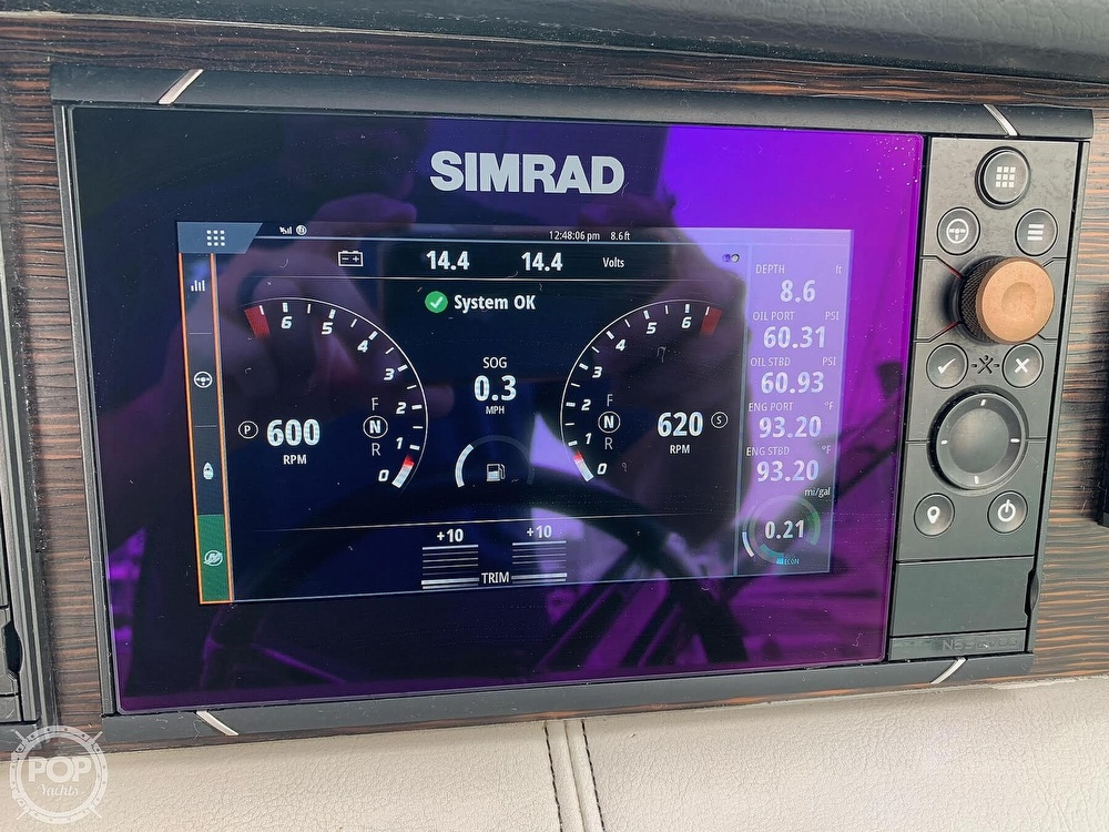 2018 Four Winns boat for sale, model of the boat is H350 Outboard & Image # 21 of 40
