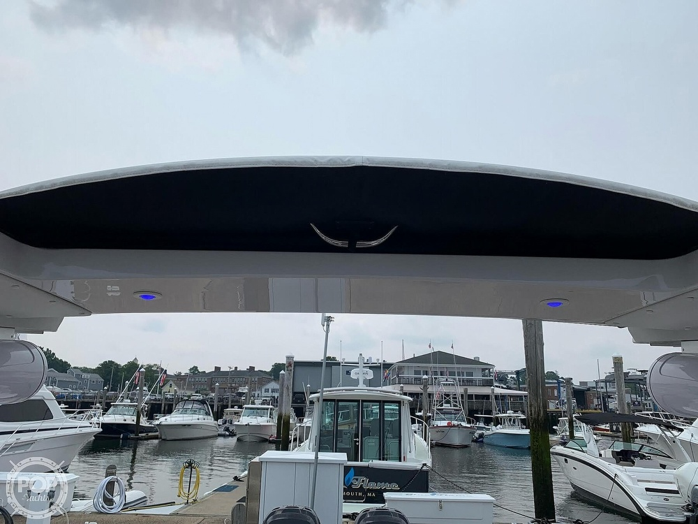 2018 Four Winns boat for sale, model of the boat is H350 Outboard & Image # 25 of 40