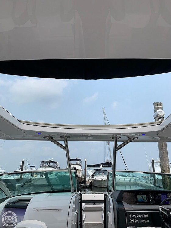 2018 Four Winns boat for sale, model of the boat is H350 Outboard & Image # 26 of 40