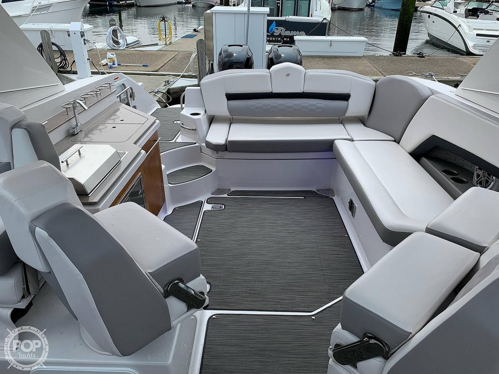 2018 Four Winns boat for sale, model of the boat is H350 Outboard & Image # 39 of 40