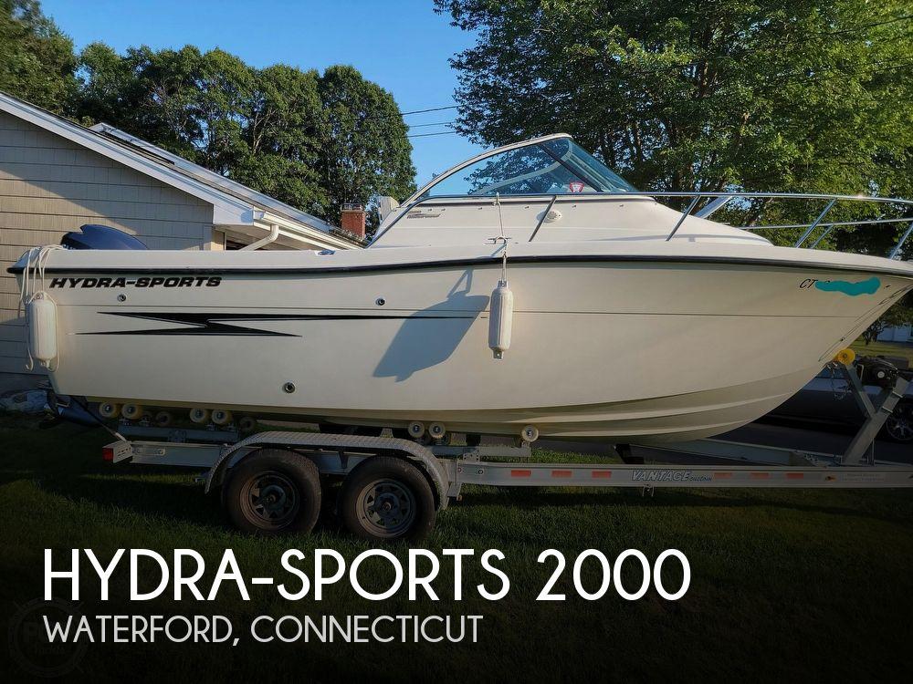 2010 HYDRA SPORTS 2000 WA for sale