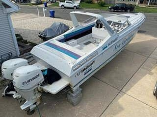 1986 Scarab boat for sale, model of the boat is 34 & Image # 9 of 18